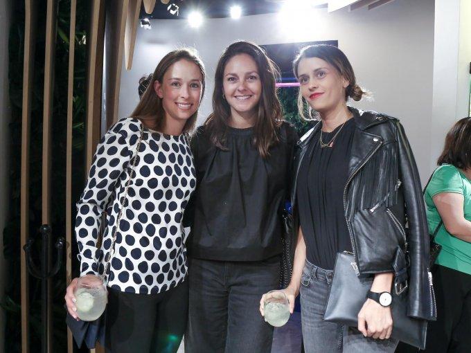 Daniela Ober, Brenda Díaz de la Vega y Ana Paula de Haro