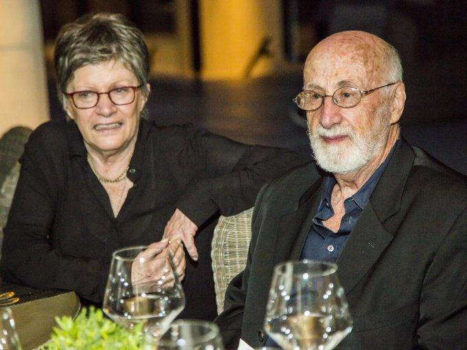 Anna Roth y Stephen Goldblatt