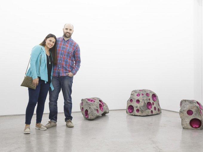 Odette Serrano y Gonzalo Sosa
