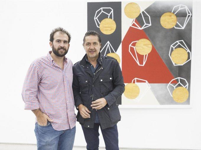 Enrique Guerrero y Ricardo Reyes