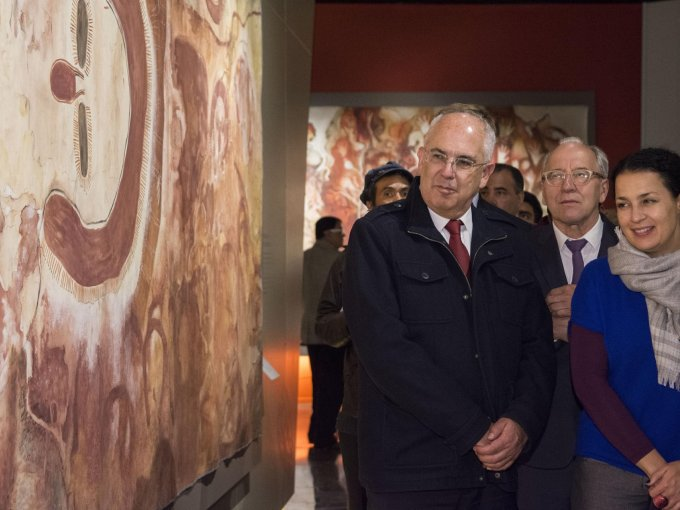 Antonio Saborit, director del Museo Nacional de Antropología