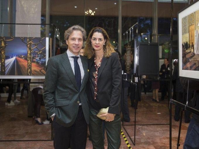 Martín y Verónica Orbea