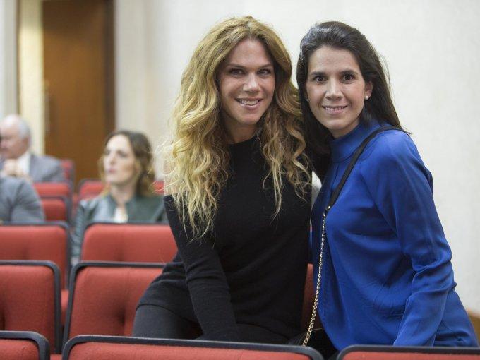 Ana Álvarez Morphy y Loly Álvarez