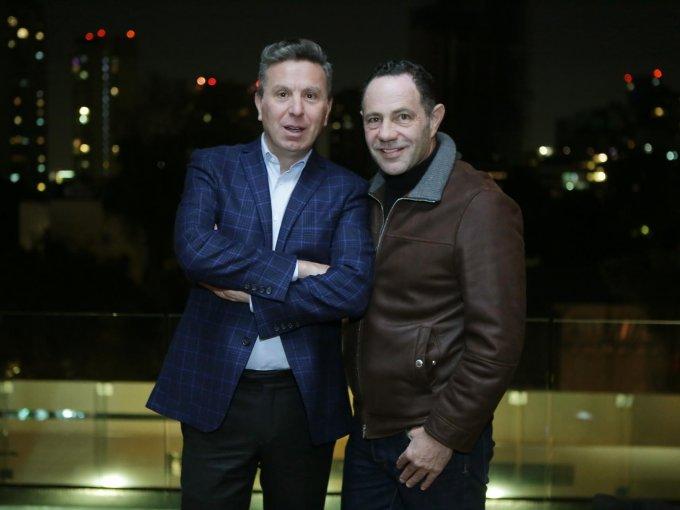 Rafael Micha y Sergio Berger