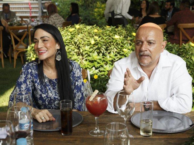 Lorena Escalera y Adrián Vaca