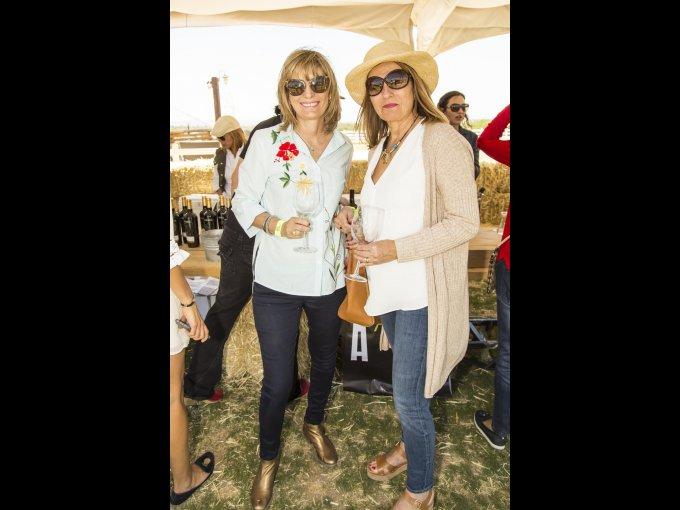 Margarita Gil y Lorena Gonzalez