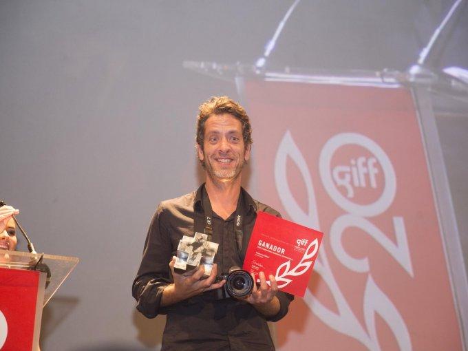 Hendrick Dusollier con Derniers jours à Shibati obtuvo el premio a Mejor Largometraje Documental Internacional