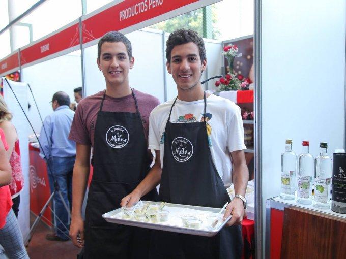 Santiago y Nicolás Montoya