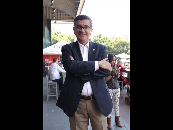 Julio Garro, embajador de Perú