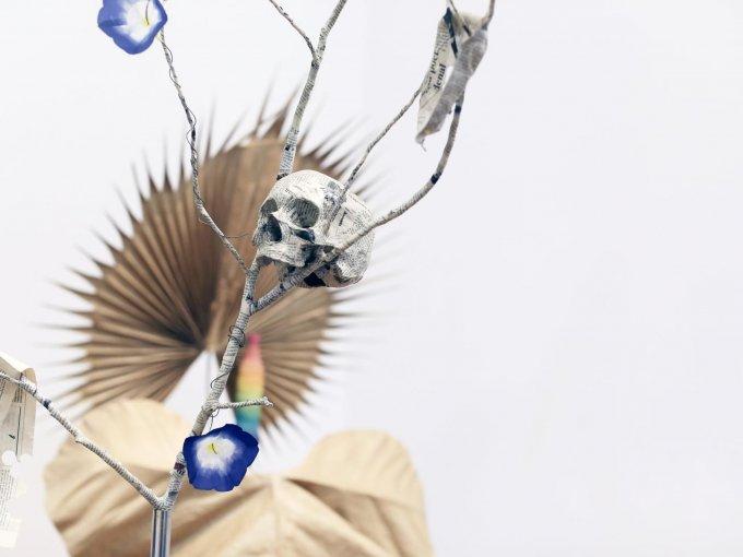La galería Brave presentó la obra de Lorena Herrera Rashid