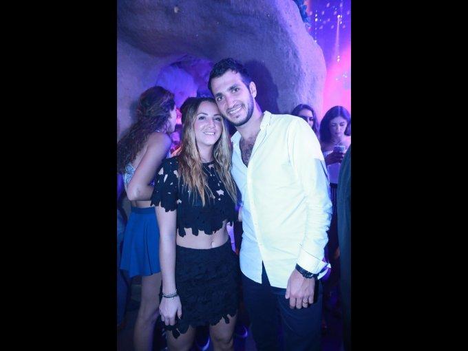 Raquel Hanono y Alfonso Cassab