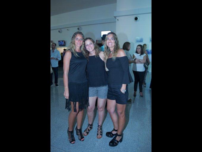 Sara Cohen, Jenny Koloffon y Galia Laniado