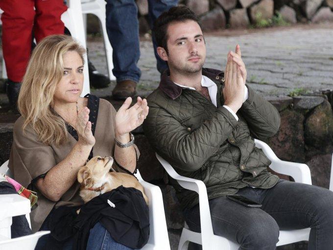 Gabriela Fierro y José María Gómez