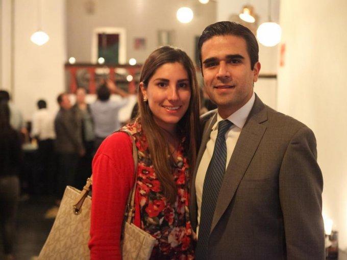 Martha Medina y Enrique Medina