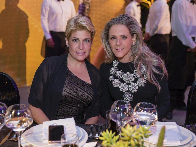 Paulina Díaz Ordaz y Betty Samano