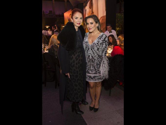 Lisette Trepaud y Silvia Rojo