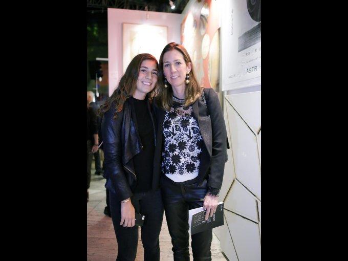 Laura Checa y Laura Laviada