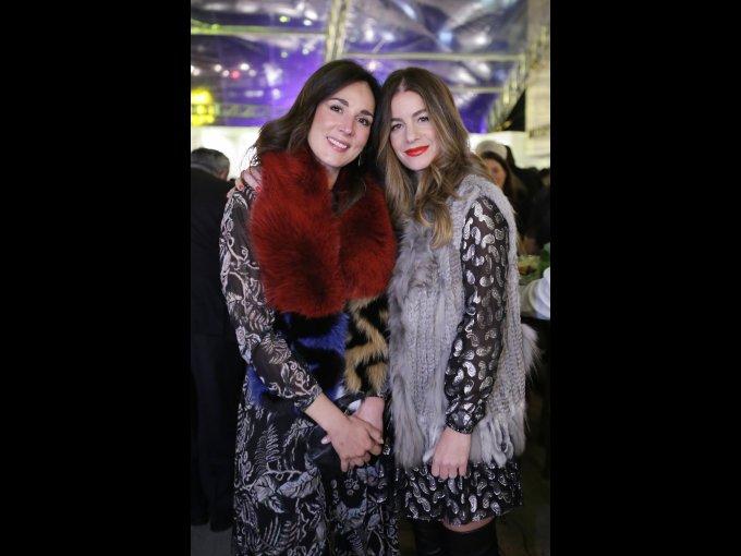 Lucía Heguertty y Aldonza López
