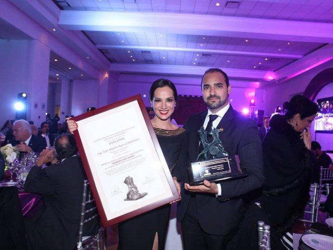 Cristina y Juan Aguirre