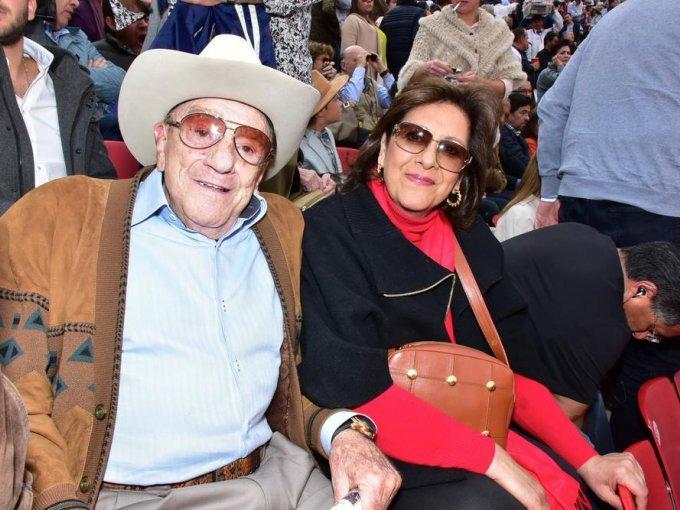 Genaro Borrego y Lorenza Borrego