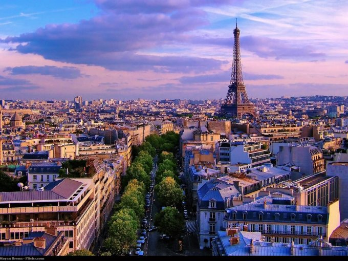 6. París: presenta un aumento de 4.6% y un total de 3,440 personas con APN en el 2016.