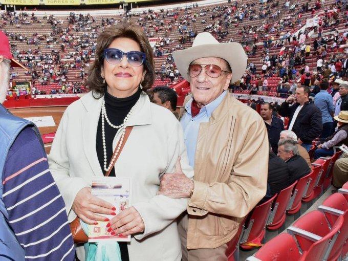 Lili Checa y Emilio Checa