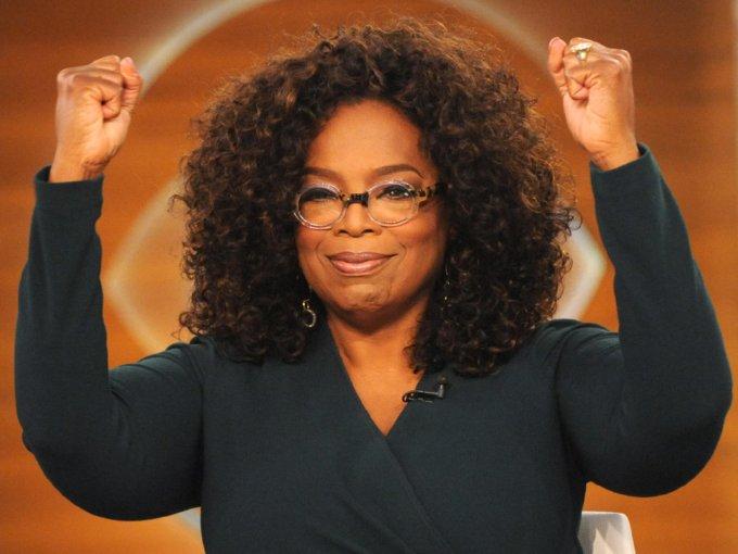 """Oprah Winfrey: """"No habría sido una buena madre, no tengo paciencia. Puedo ser paciente con alguna mascota, pero es de momentos."""""""