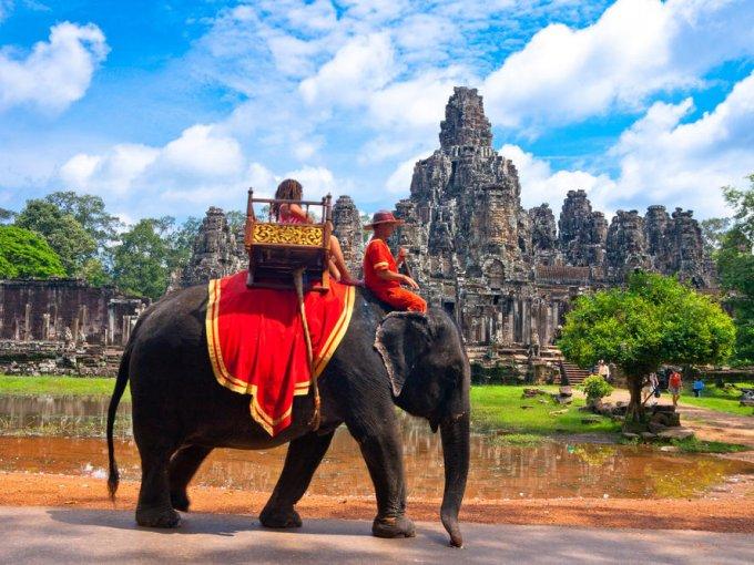 Camboya- un lugar espiritual de Asia que es mágico y enamora a los viajeros.