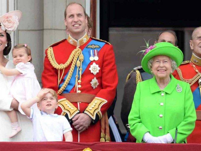 Sin duda la reina destaca.