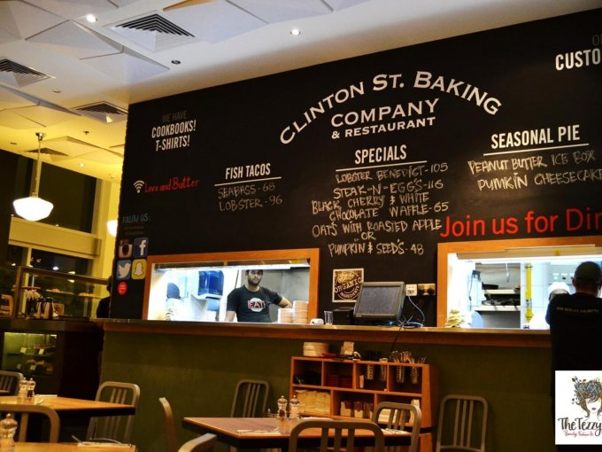 Clinton St, Baking