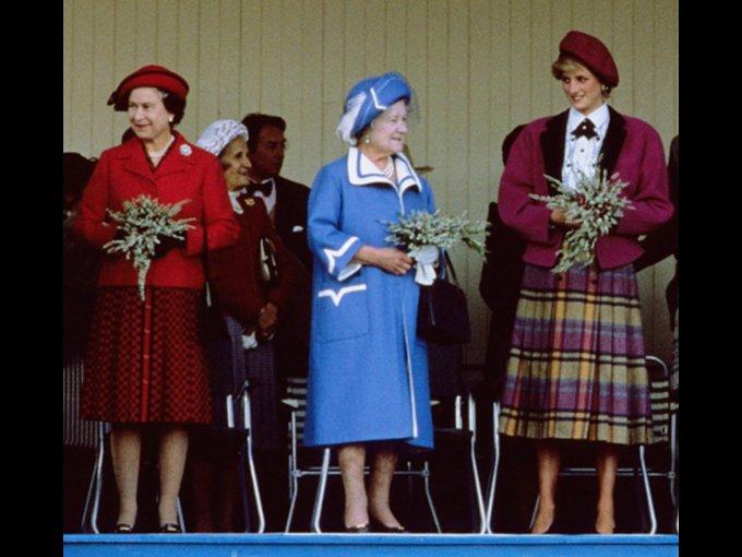 Pero hubo una cosa que Lady Di hizo, que la reina Isabel lo sintió como la mayor traición.