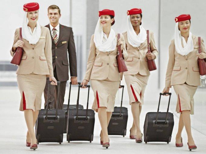 Emirates Aerolínea - Dubai