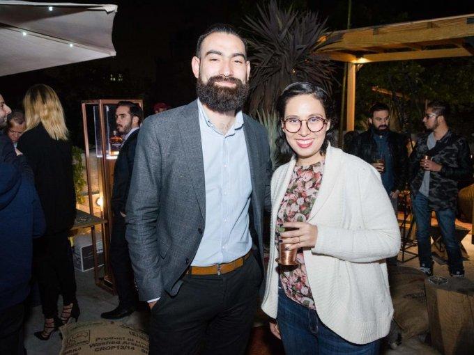 Erick Saucedo y Lilia Casillas