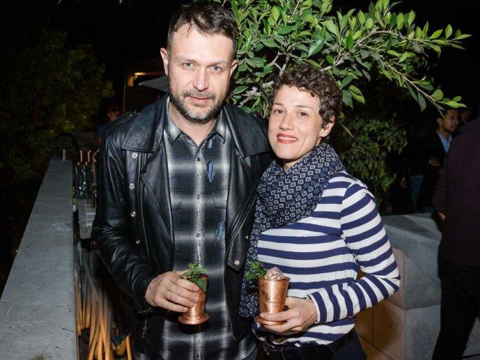 Ernesto Moncada y Mariam Fernández
