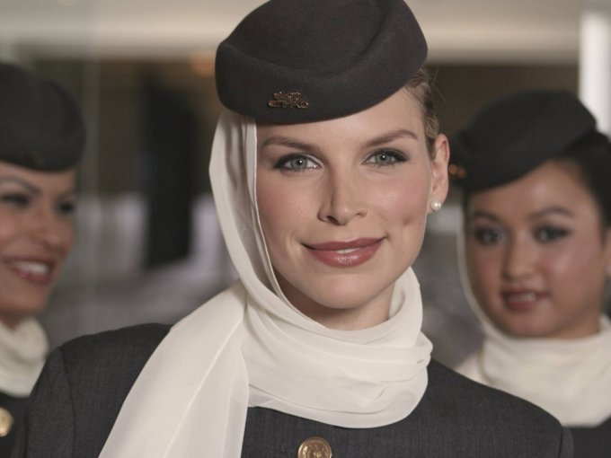Etihad Airways - Emiratos Árabes Unidos