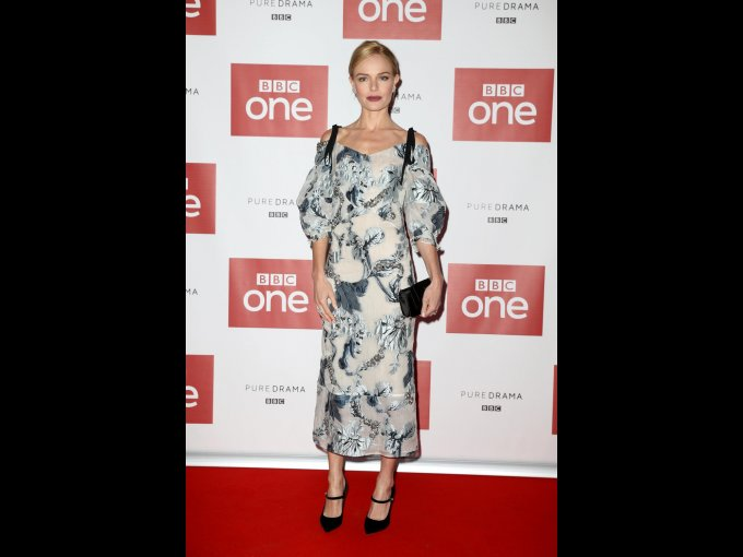 Kate Bosworth en Erdem, Londres