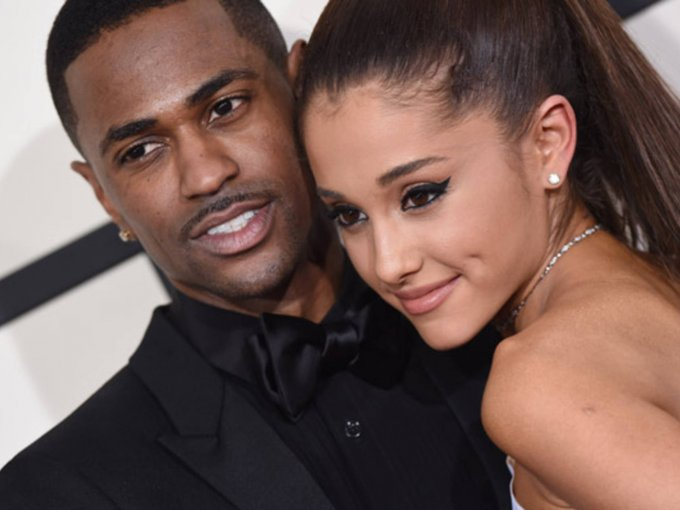 Big Sean y Ariana Grande
