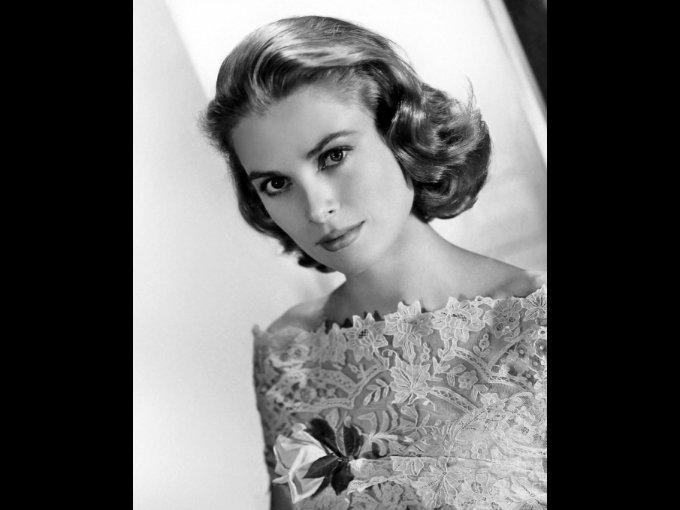 """Grace Patricia Kelly. Actriz de Hollywood ganadora del Óscar 1954 como """"Mejor actriz"""". Se convirtió en princesa de Mónaco al casarse con el príncipe Rainiero III."""