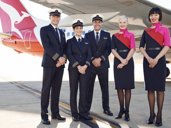 Qantas Airlines Limited - Australia