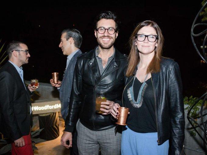 Rodrigo López Orozco y Frances Escandón