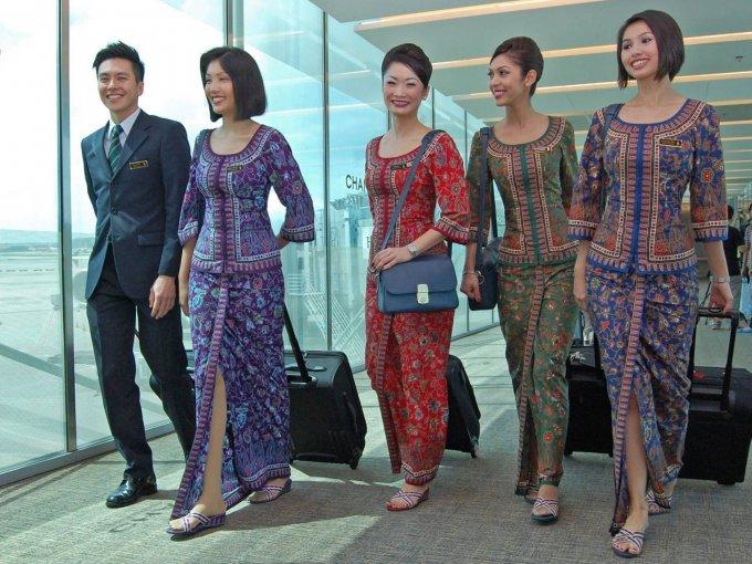 Singapore Airlines - Singapur