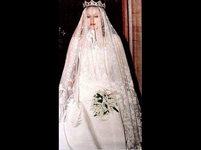 Madonna en Stella McCartney, 80 mil dólares