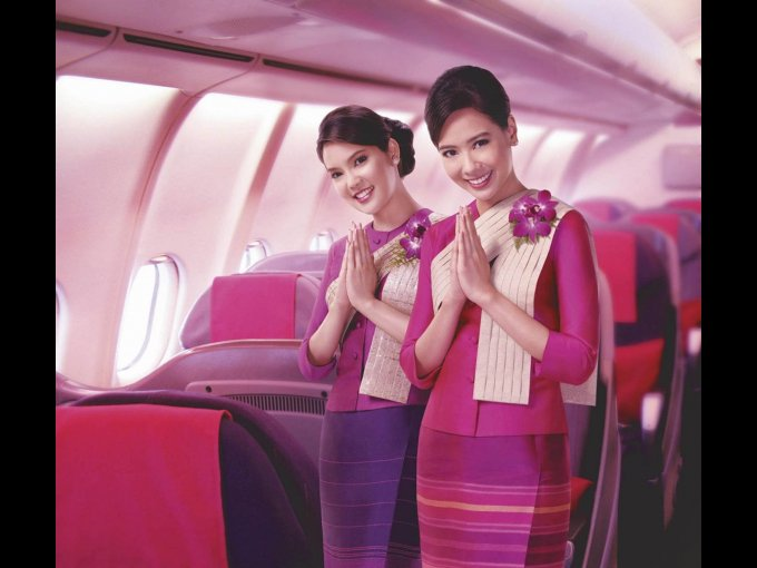 Thai Airways International - Tailandia