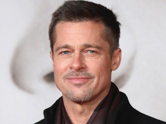 Brad Pitt - Periodismo.