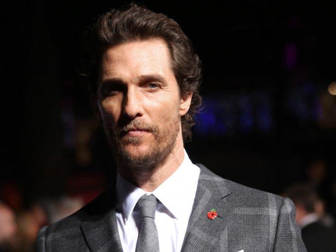 Matthew McConaughey - Derecho.