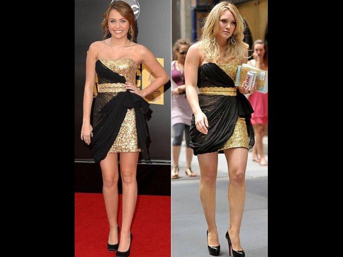 Miley Cyrus o Hillary Duff