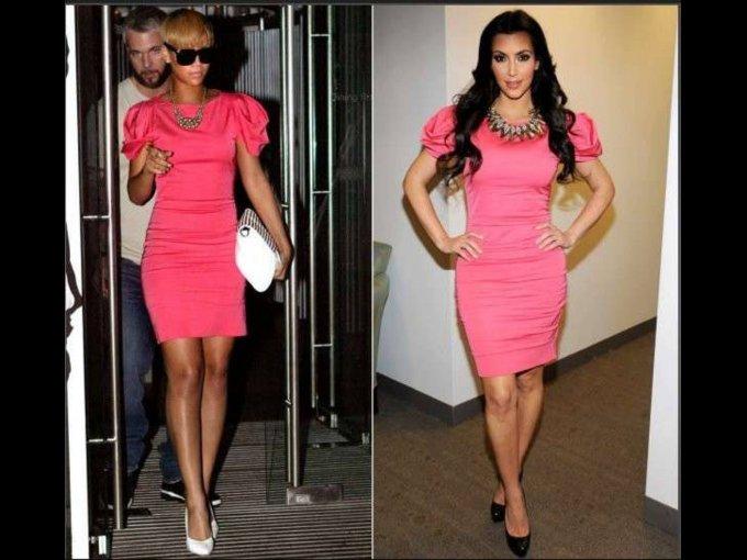Rihanna o Kim Kardashian