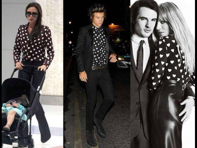 Victoria Beckham, Harry Styles o Sienna Miller