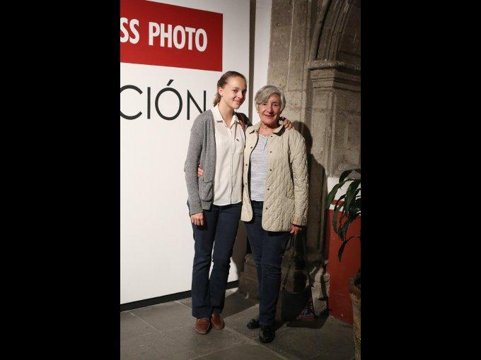 María Burgos y Marisol Pérez Lizaur
