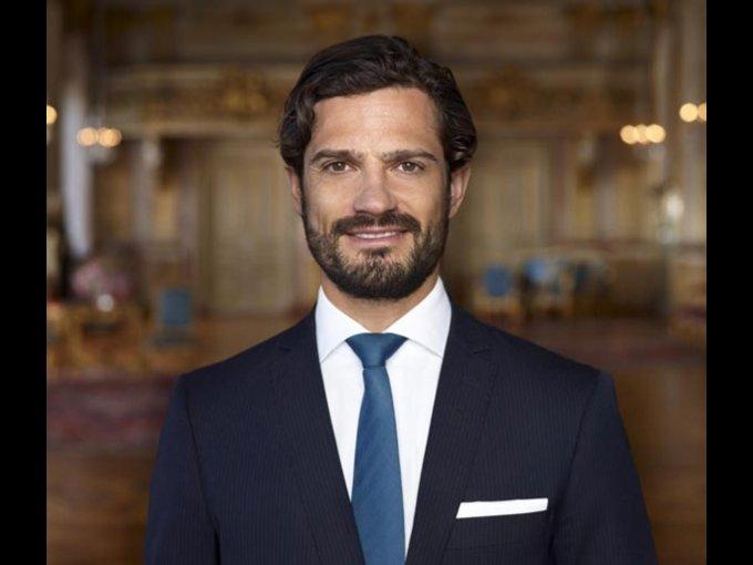 Príncipe Carlos Felipe de Suecia